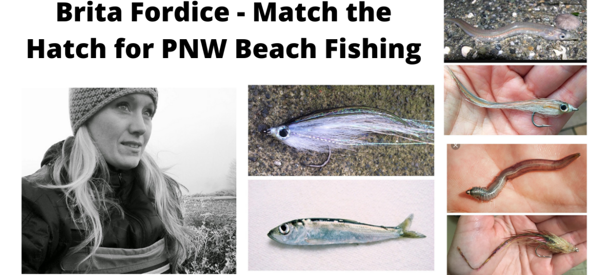 Match the Hatch for PNW Beach Fishing