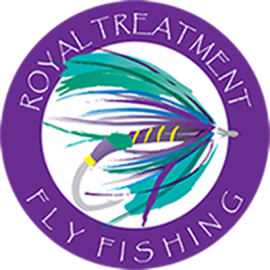 Royal Treatment Fly Fishing Logo 1080
