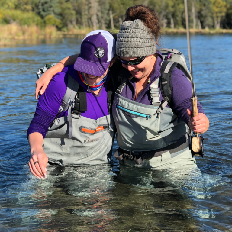 Women in Fly Fishing Connection 1080